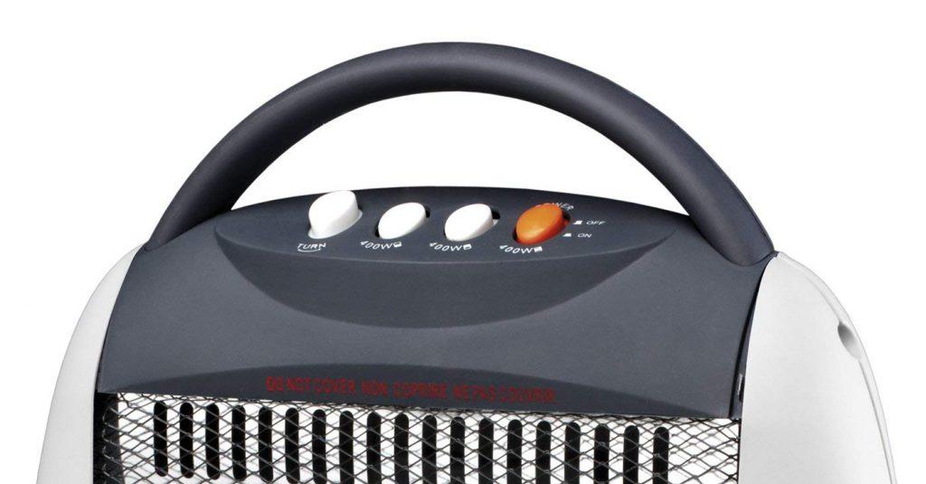 chauffage infrarouge test